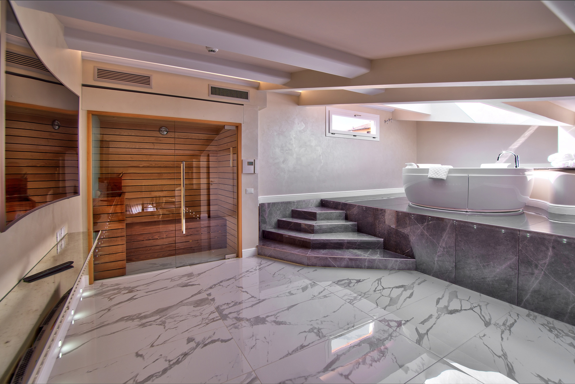Suite Deluxe the moon jacuzzi